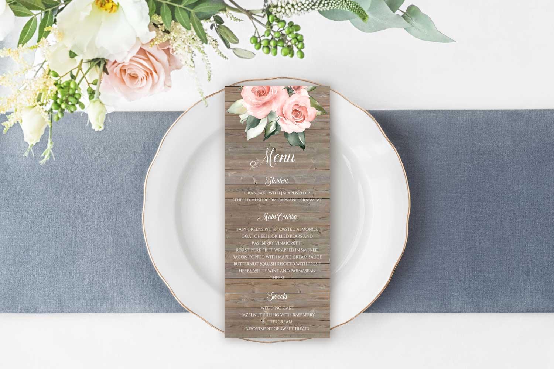 blush-bouquet-menu-template-3