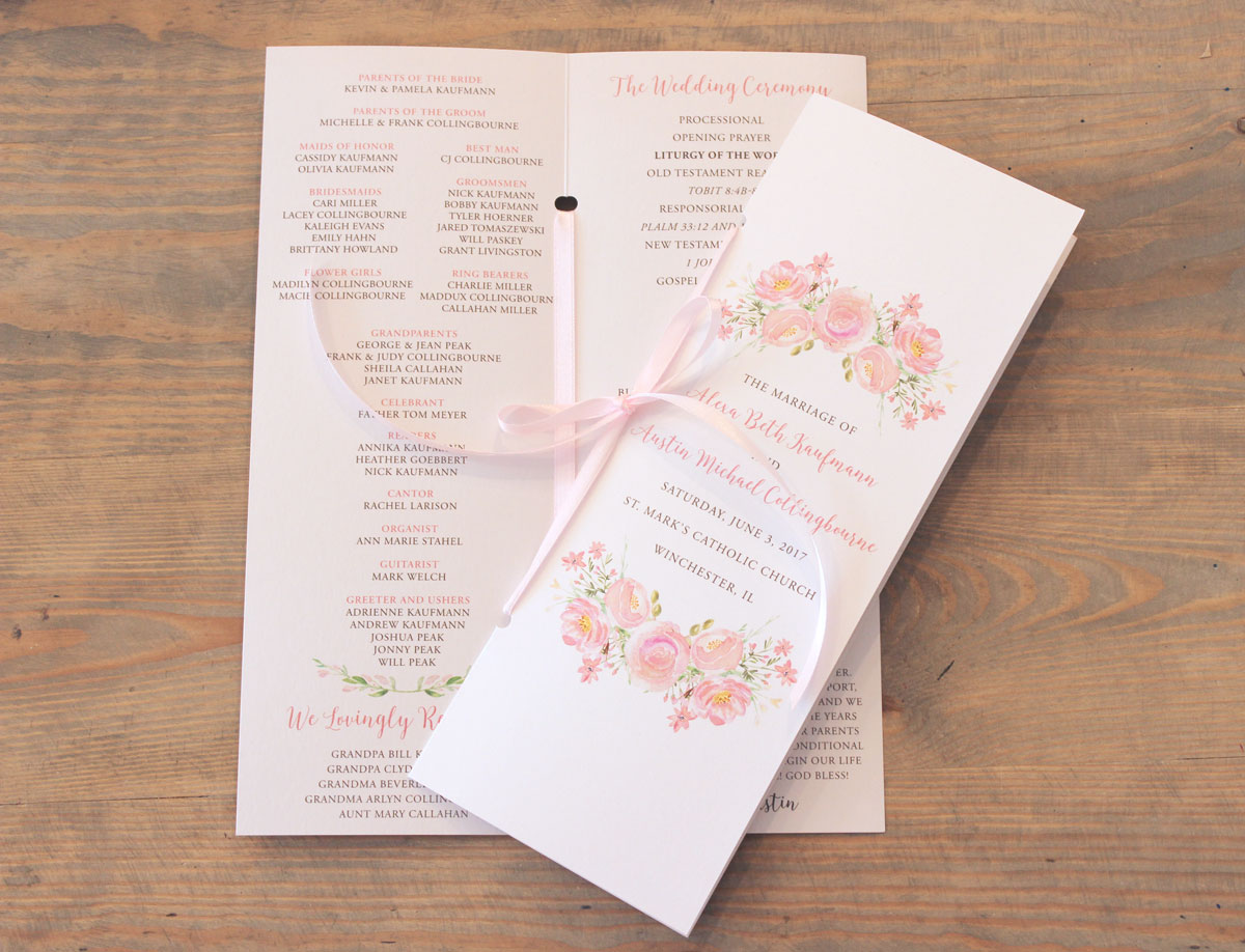 pink-floral-booklet-wedding-program-3