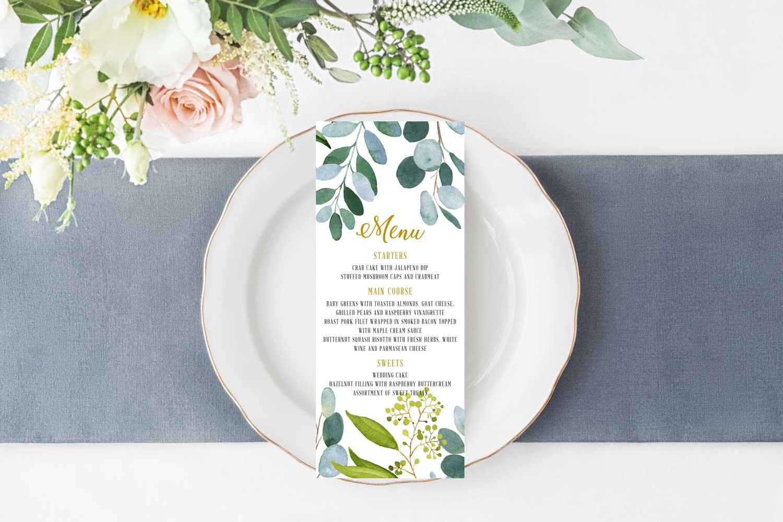 wedding-greenery-menu-3