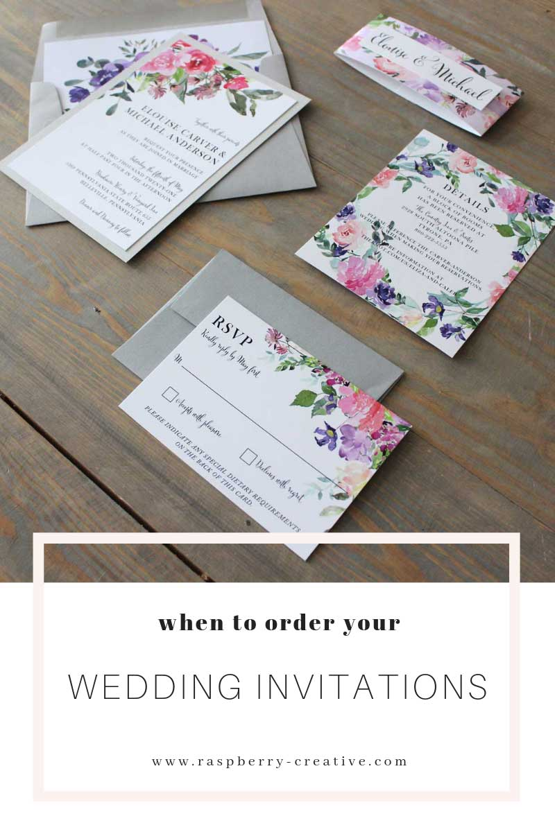 when-to-order-your-wedding-invitations