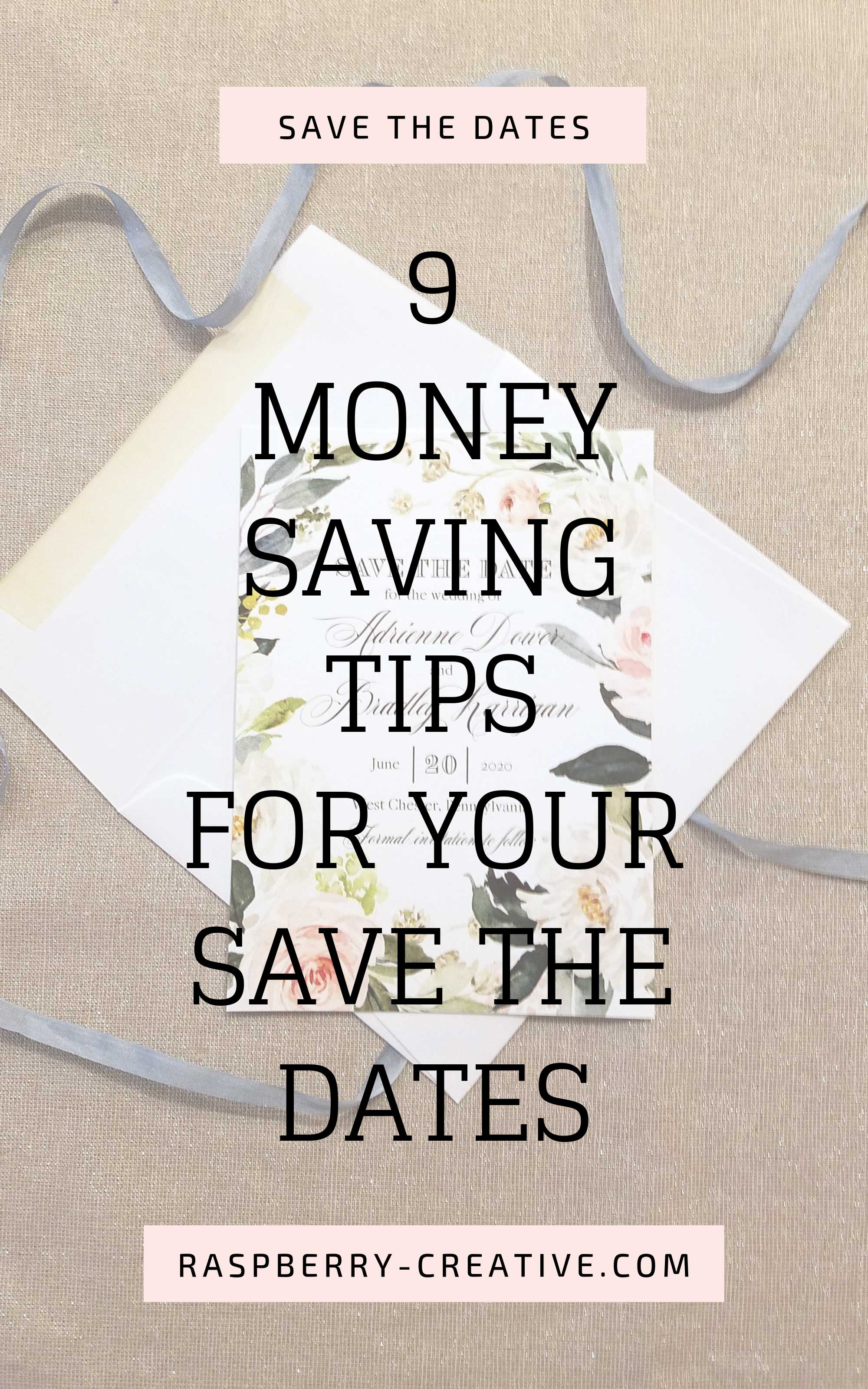 9-money-saving-tips-for-your-save-the-dates