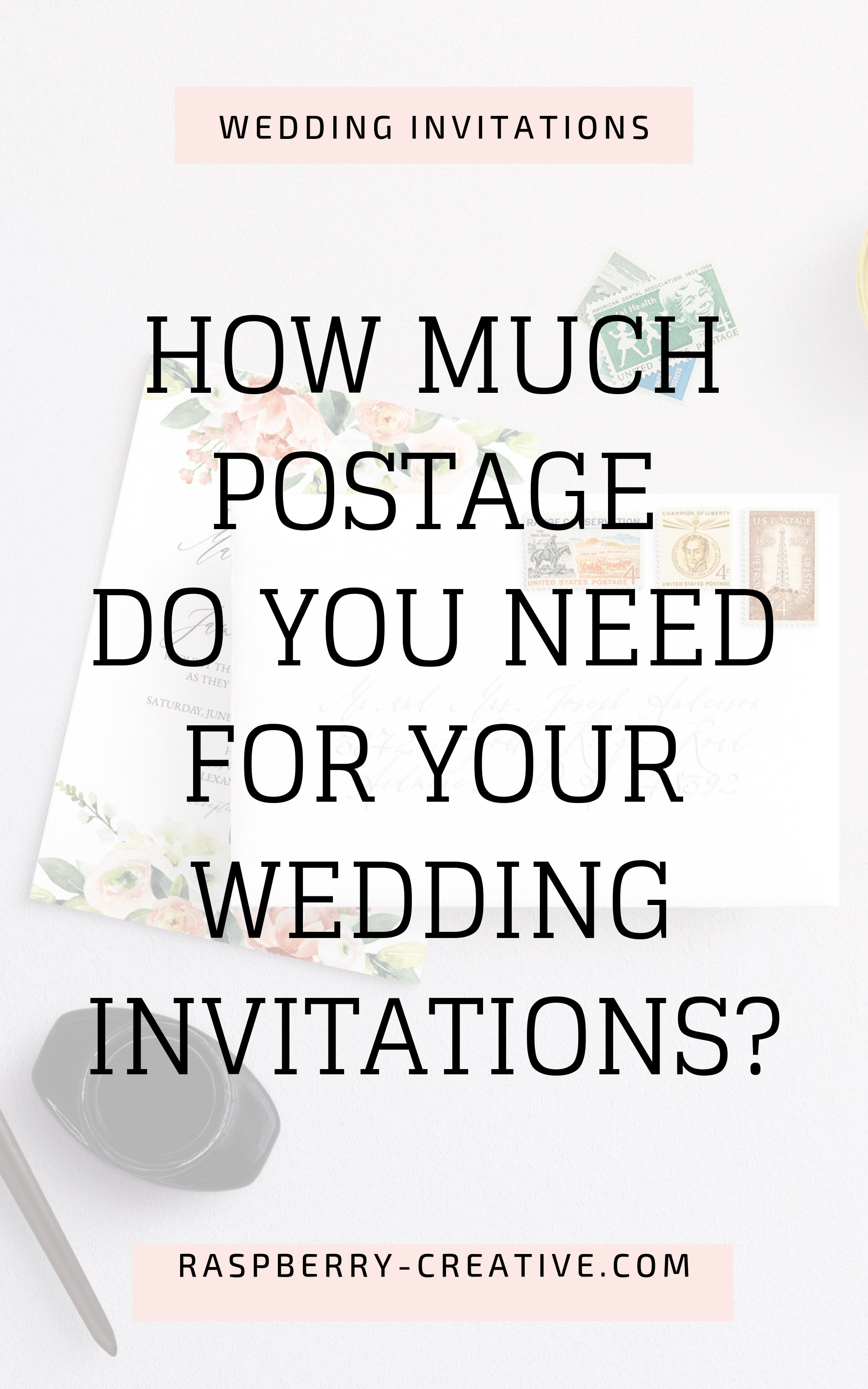 how-much-postage-do-you-need-for-your-wedding-invitations