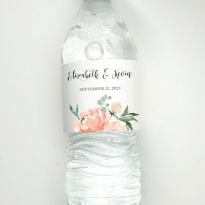 peach-bouquet-water-bottle-label-1