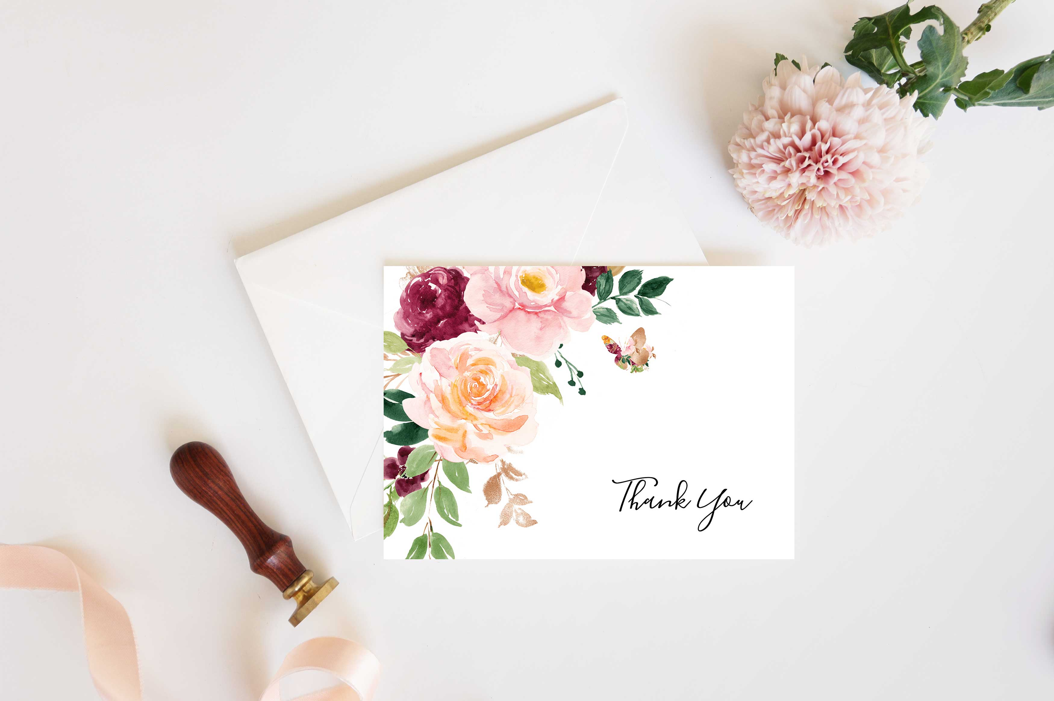 tips for ordering your thank you cards