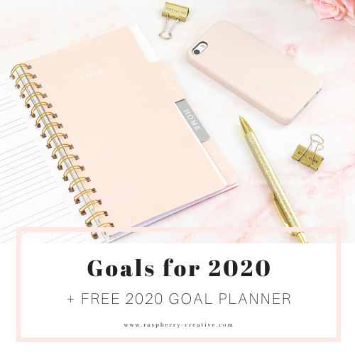 Personal and Business Goals for 2020