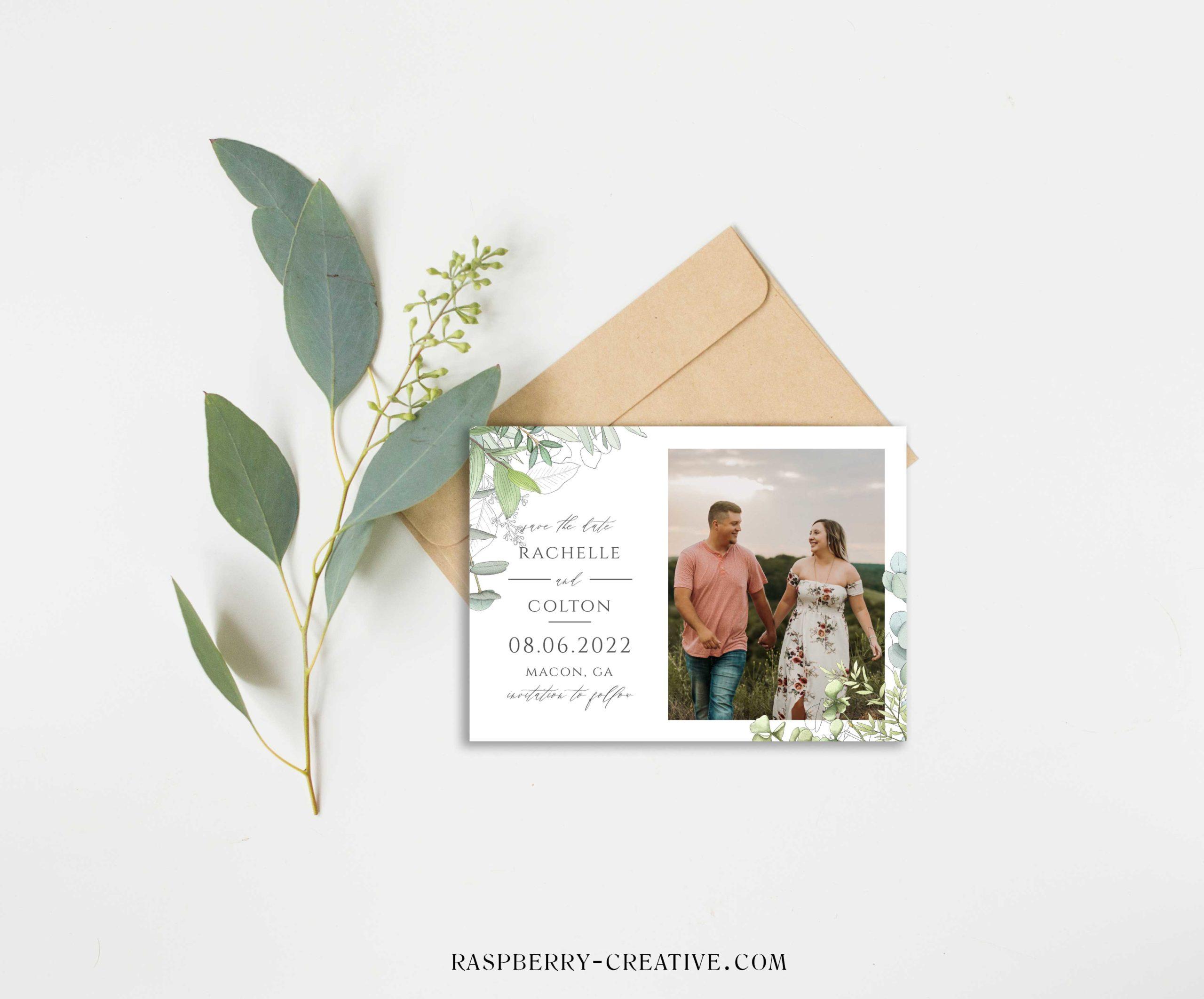 fresh-greenery-photo-save-the-date-card-2