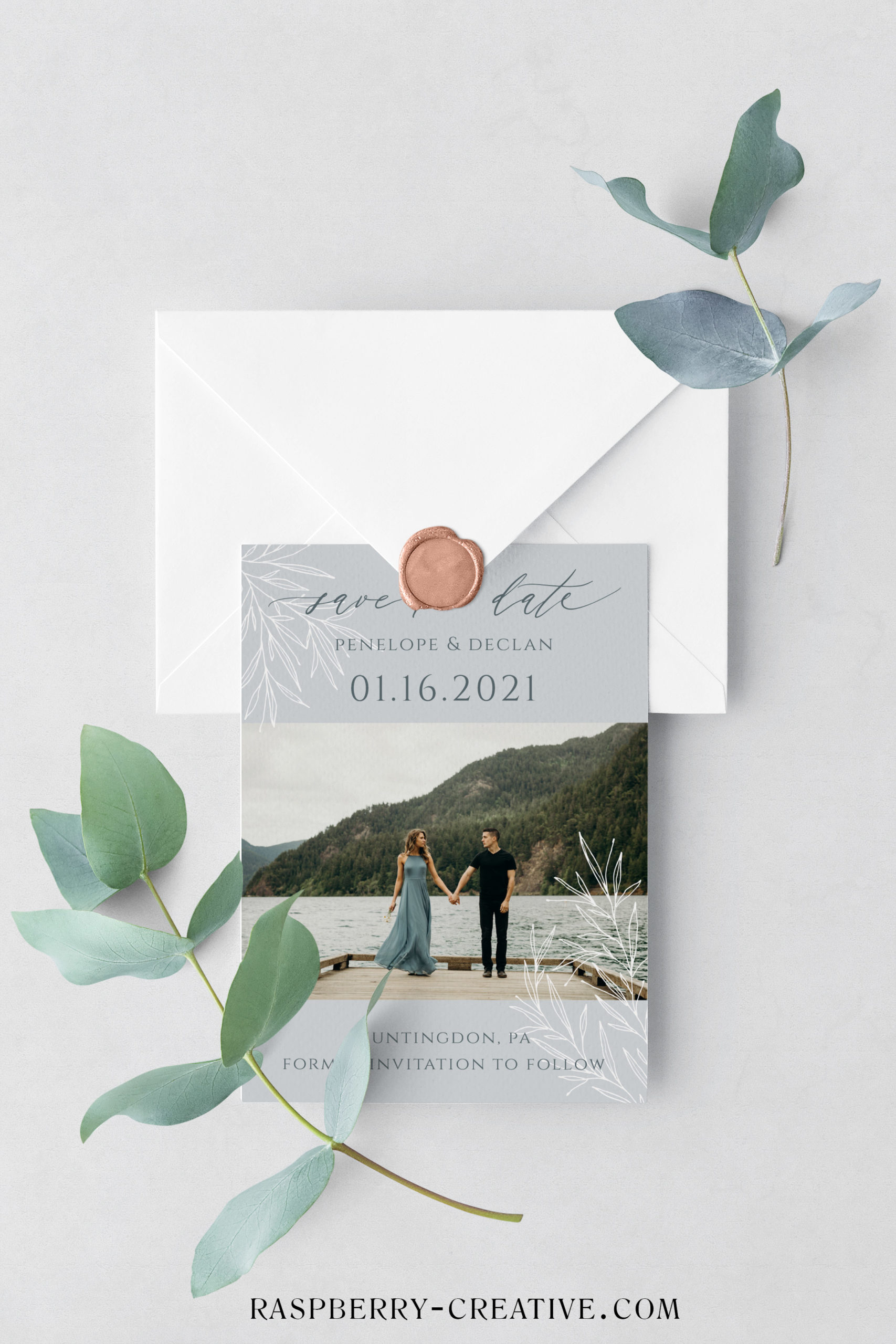 Save the Dates vs. Wedding Invitations