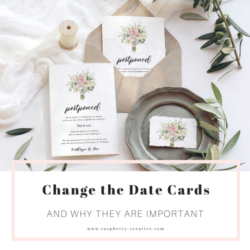 change the date card