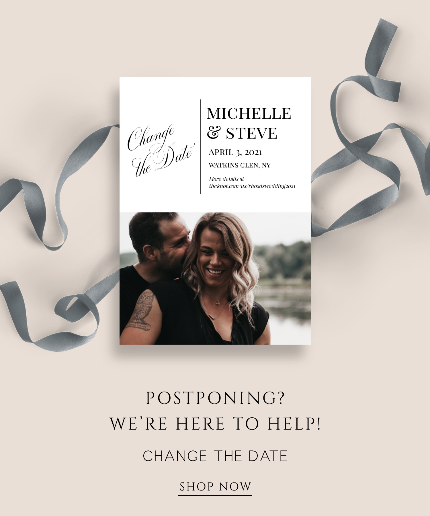 postpone change the date cards