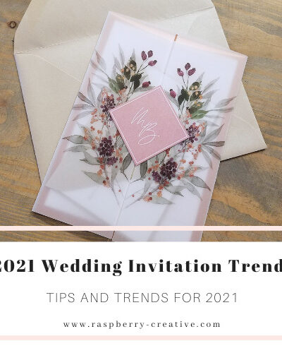 2021 wedding invitation trends