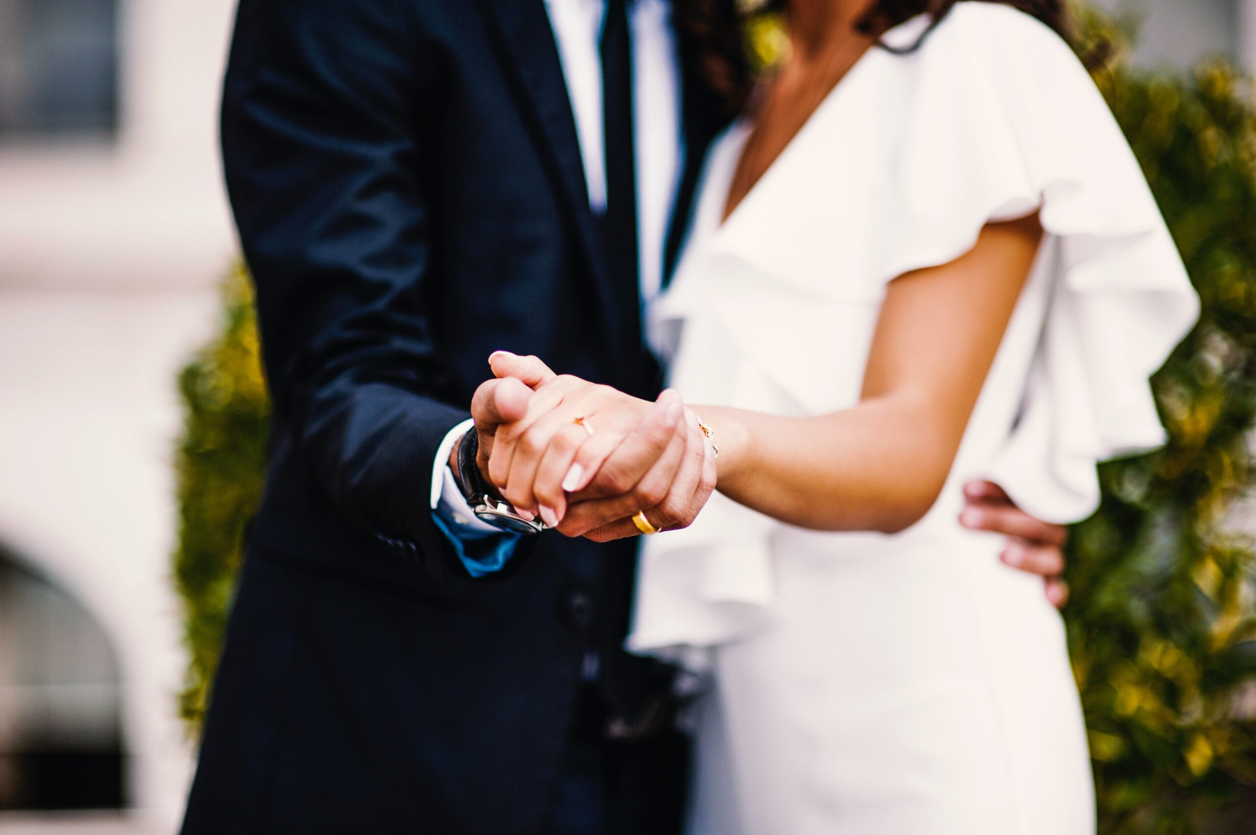 roles of the wedding party explained