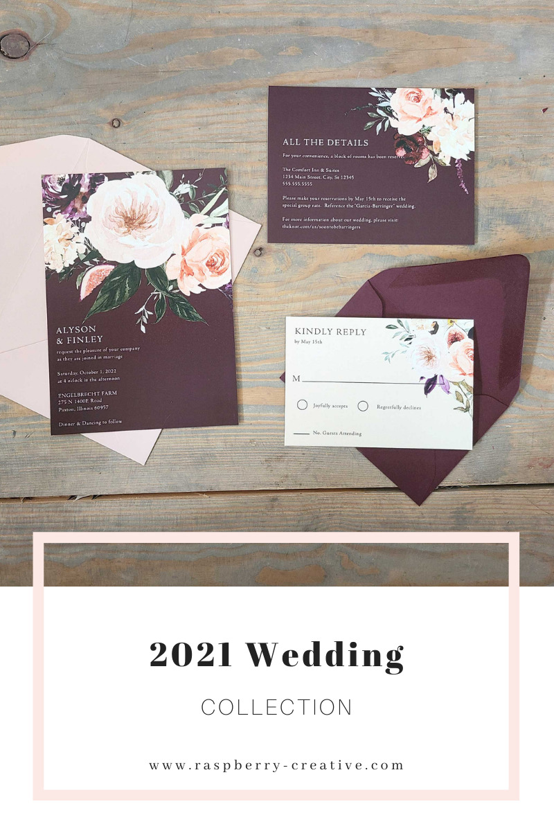 2021 wedding collection