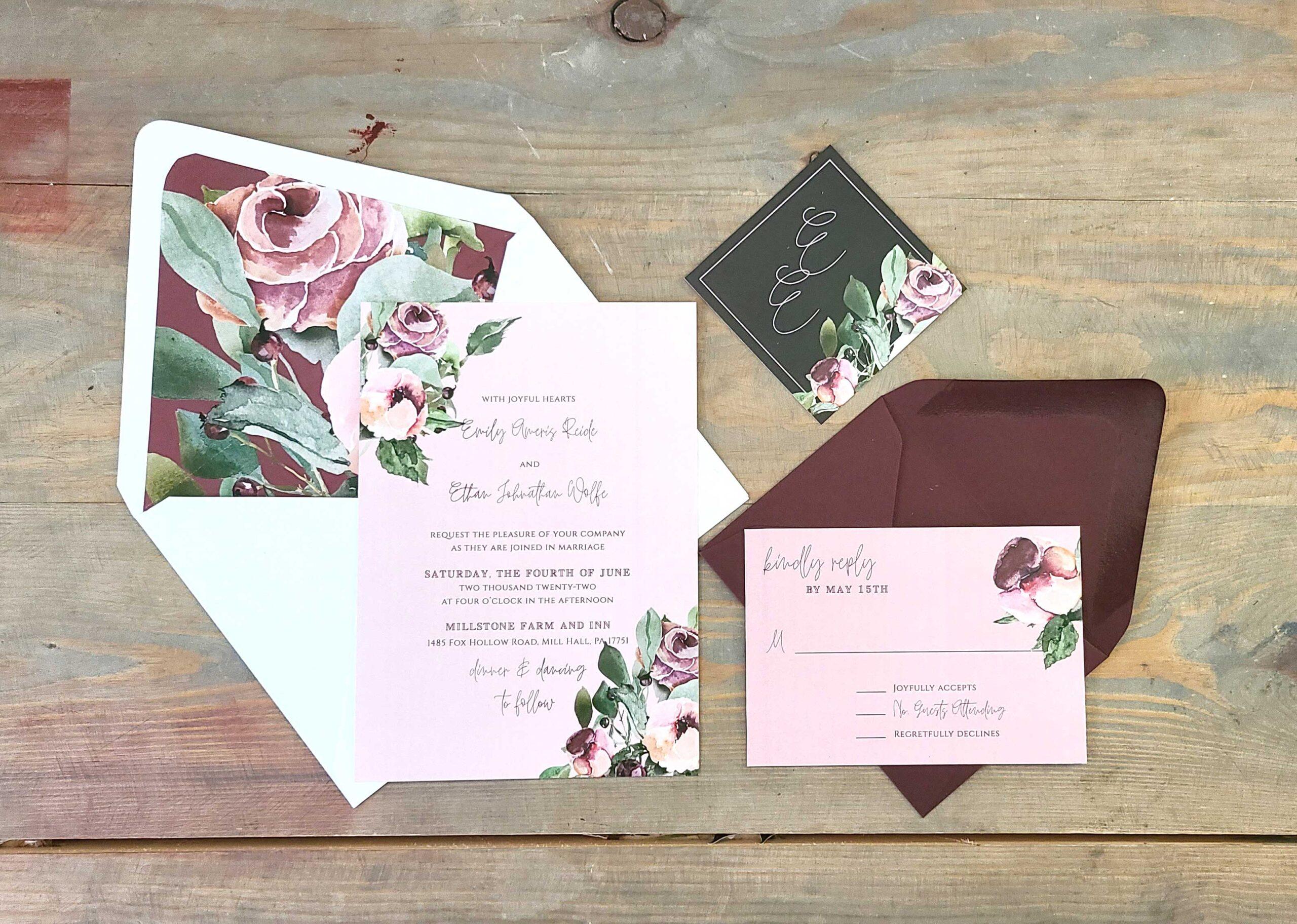 rc0034-plum-christmas-floral-bouquet-wedding-invitation-10
