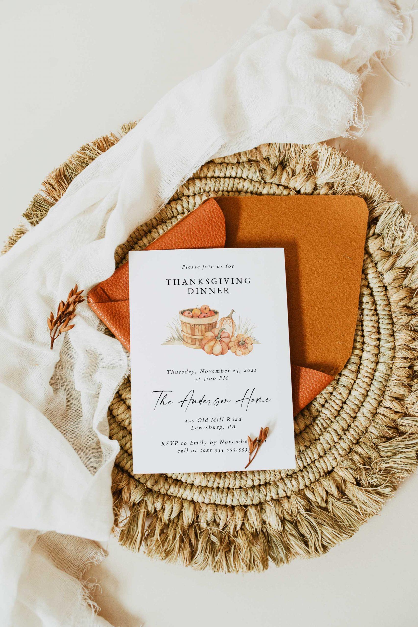 autumn-harvest-pumpkin-thanksgiving-dinner-invitation-1