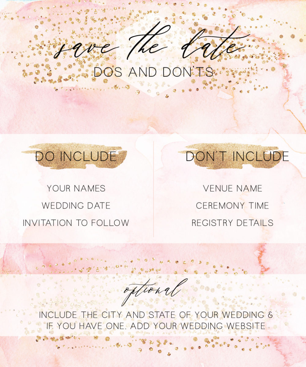 save-the-date-dos-and-donts